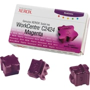 Xerox WorkCentre C2424 Magenta Solid Ink (108R00661), 3/Pack