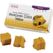 Xerox® Workcentre c2424 Yellow Solid Ink, 3/Pack (108R00662)