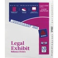 Avery® Legal Exhibit Dividers, 1-25