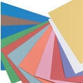 Construction Paper, 9in. x 12in., Assorted Colors