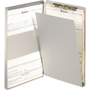 """Adams® Aluminum Forms Holder, Side Opening, 8 1/2"""" x 14"""""""