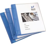 Avery Flexible .5-Inch Round 3-Ring View Binder, Blue (17670)