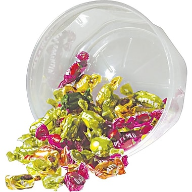 Fruit-Filled Wrapped Candy, 500g Tub