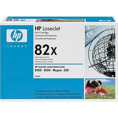 HP 82X Black Toner Cartridge (C4182X), High Yield