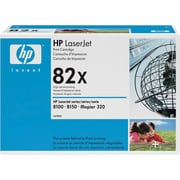 HP 82X Black Toner Cartridge (C4182X), High Yield