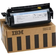 IBM/InfoPrint 28P2494 Return-Program Black Toner Cartridge, High Yield