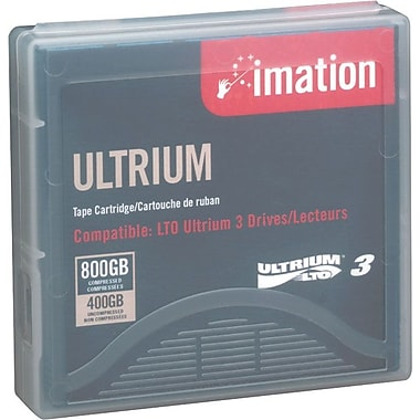 Imation 400/800GB LTO Ultrium 3 Data Storage