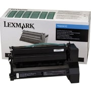 Lexmark 15G041C Cyan Return Program Toner Cartridge