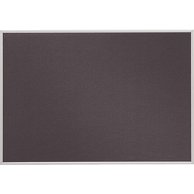 Quartet® 23in. x 16in. Matrix® Bulletin Board with Aluminum Frame
