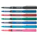 Pilot® Precise V5 Needle Rollerball Pens, Extra Fine Point, Assorted, 7/Pack