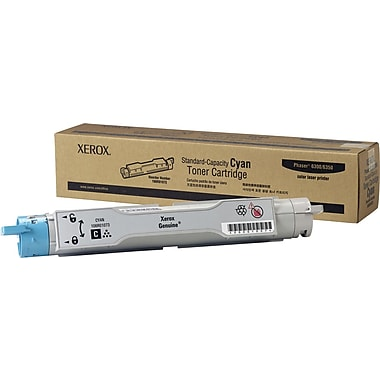 Xerox Phaser 6300/6350 Cyan Toner Cartridge (106R01073)