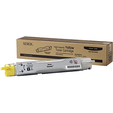 Xerox® – Cartouche de toner haut rendement 106R01084, jaune