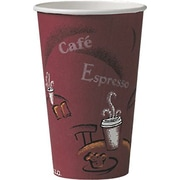 SOLO® Bistro™ Paper Hot Cups, 16 oz., 50/Pack