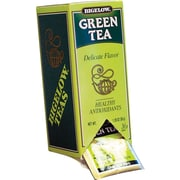 Bigelow® Green Tea, Regular, 28 Tea Bags/Box