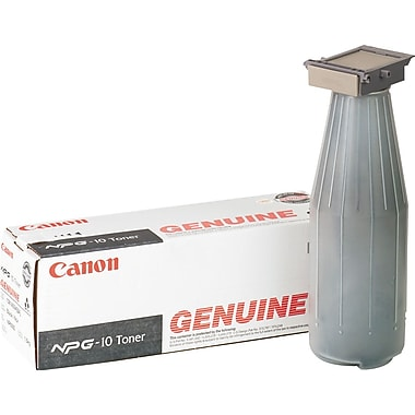 Canon NPG-10 Black Toner Cartridge (1381A004)