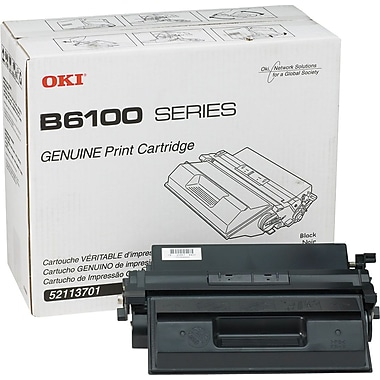 OKI® 52113701 Black Toner Cartridge