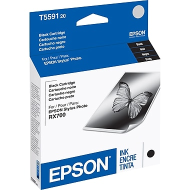 Epson T5591 Black Ink Cartridge (T559120)