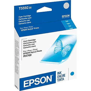 Epson T5592 Cyan Ink Cartridge (T559220)