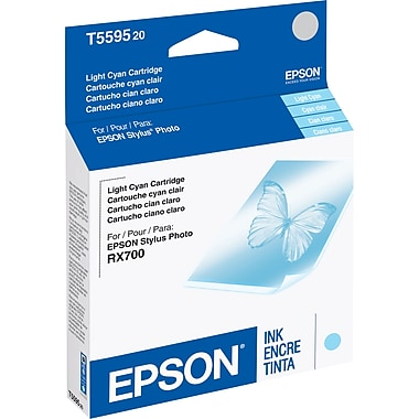 Epson T5595 Light Cyan Ink Cartridge (T559520)