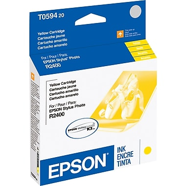 Epson T0594 Yellow Ink Cartridge (T059420)