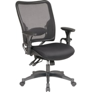 SPACE Air Grid™ Professional Ergonomic Chair with Black Mesh Seat