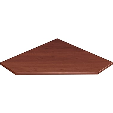 Bush Aspen Laminate Connector for Conference/Training Room Tables, Hansen Cherry