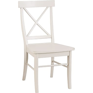 Carolina Cottage Essex Chair, Antique Ivory