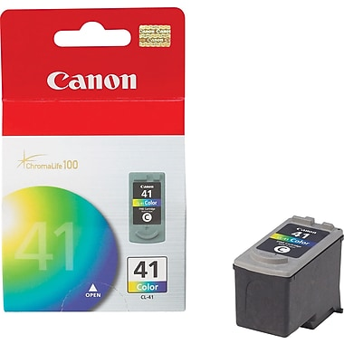 Canon CL-41 Color Ink Cartridge (0617B002)