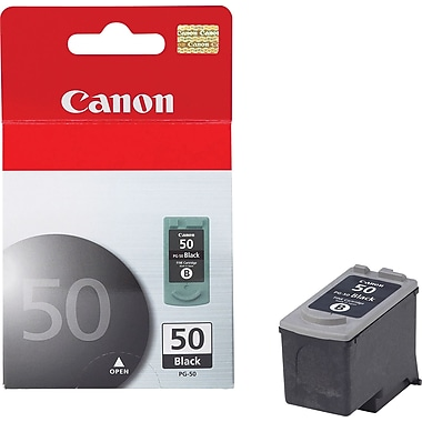 Canon PG-50 Black Ink Cartridge (0616B002), High Yield