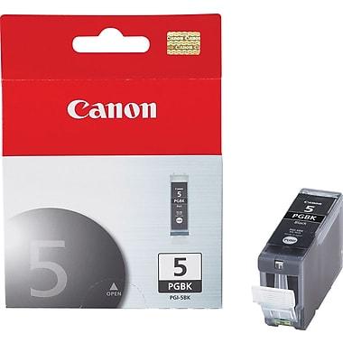 Canon® PGI-5BK Pigment Black Ink Tank (628B002AA)