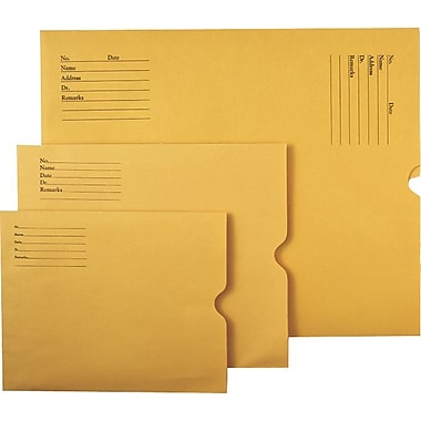 Ames Color-File® Negative Preservers, 14 1/2in. x 17 1/2in.