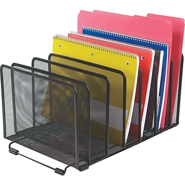 Staples metal mesh super sorter staples - Desk organizer sorter ...