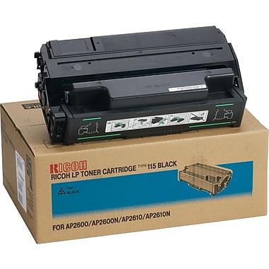 Ricoh 400759 Black Toner Cartridge