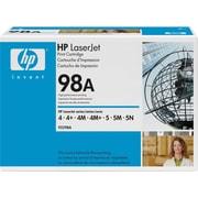 HP – Cartouche de toner noire, 98A (92298A)
