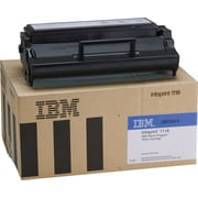 IBM/InfoPrint 28P2412 Return-Program Black Toner Cartridge