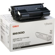 Okidata 52114502 Toner Cartridge, High Yield