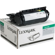 Lexmark Black Toner Cartridge (12A7465), Extra High Yield, Return Program