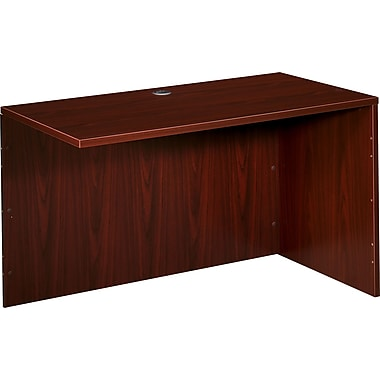 basyx by HON BL Series Return Shell for use with BL Series Office Desk or Computer Desk, 48in.W