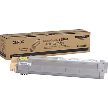 Xerox Phaser 7400 Yellow Toner Cartridge (106R01152)