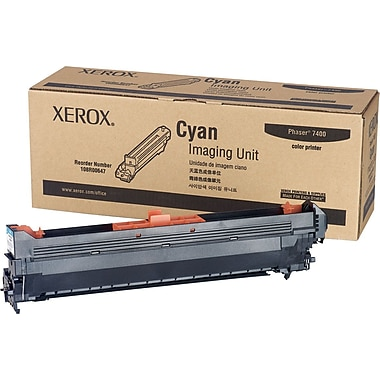 Xerox Phaser 7400 Cyan Imaging Unit (108R00647)