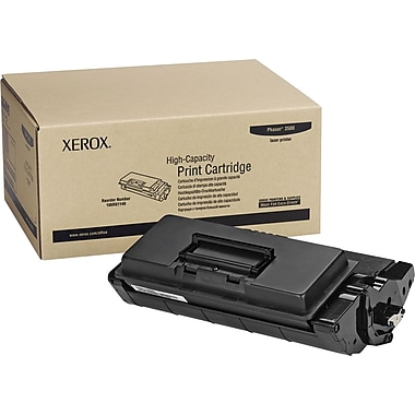 Xerox® Phaser 3500 Black Toner Cartridge, High Yield (106R01149)