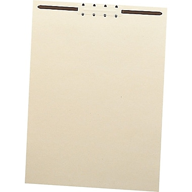 Smead 2in. Fastener File Backs, Letter, 100/Box