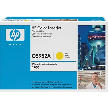 HP 643A (Q5952A) Yellow Original LaserJet Toner Cartridge