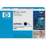 HP - Cartouche de toner 643A (Q5950A), noir