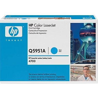 HP 643A (Q5951A) Cyan Original LaserJet Toner Cartridge