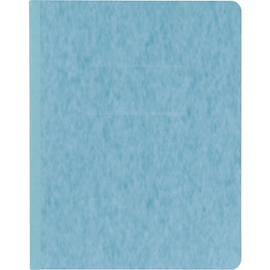 Oxford® PressGuard® Report Cover with Fastener, 8 1/2in. x 11in., Light Blue