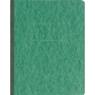 Oxford® PressGuard® Report Cover with Fastener, 8 1/2in. x 11in., Dark Green