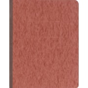 "Oxford® PressGuard® Report Cover with Fastener, 8 1/2"" x 11"", Red"