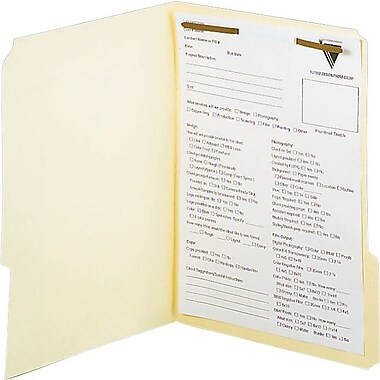 DBS Pendaflex® Fastener Folders