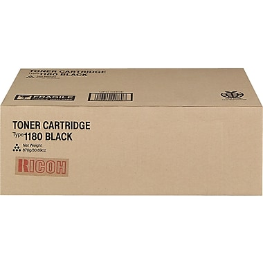 Ricoh 411880 Black Toner Cartridge